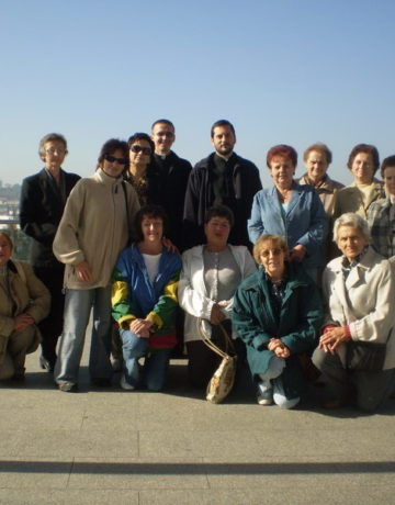 Pielgrzymka do Łagiewnik 2007-09-21