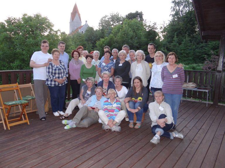 Czas modlitwy i radości we wspólnocie Cantores Mariae w Lipnicy