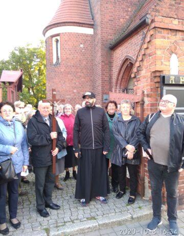 50-ta pielgrzymka do Sanktuarium Matki Bożej Nieustającej Pomocy